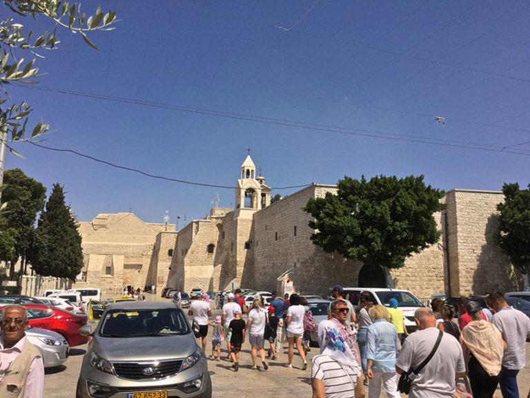 Biserica Nativitatii - Betlehem