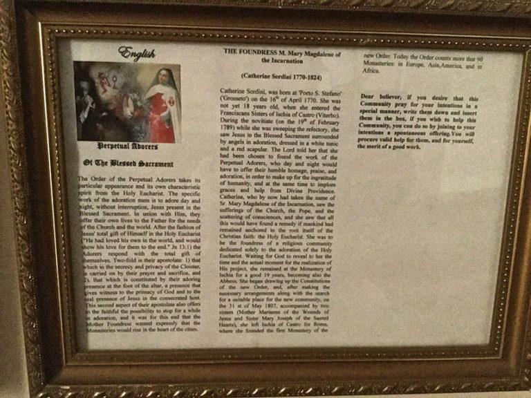 Povestea calugaritelor franciscane