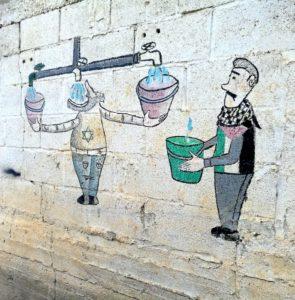 Problema apei - Aida camp