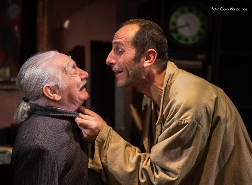 Papusaul - Rudi Rosenfeld și Tache Florescu